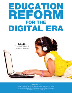 Education Reform for Digital Era